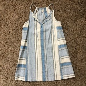 Lou & Grey Linen Summer Dress
